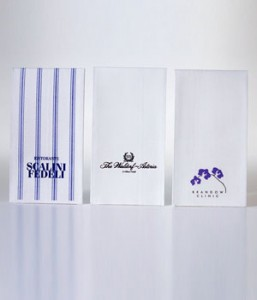 Custom Guest Towels