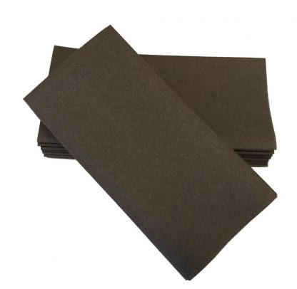 SimuLinen Signature Color Brown Dinner Napkins